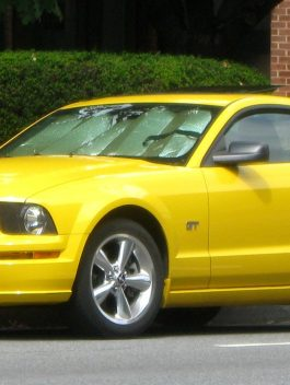 2005 ford mustang service manual pdf