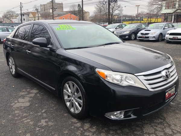 2011 toyota avalon limited owners manual