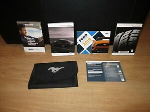2019 ford mustang owners manual