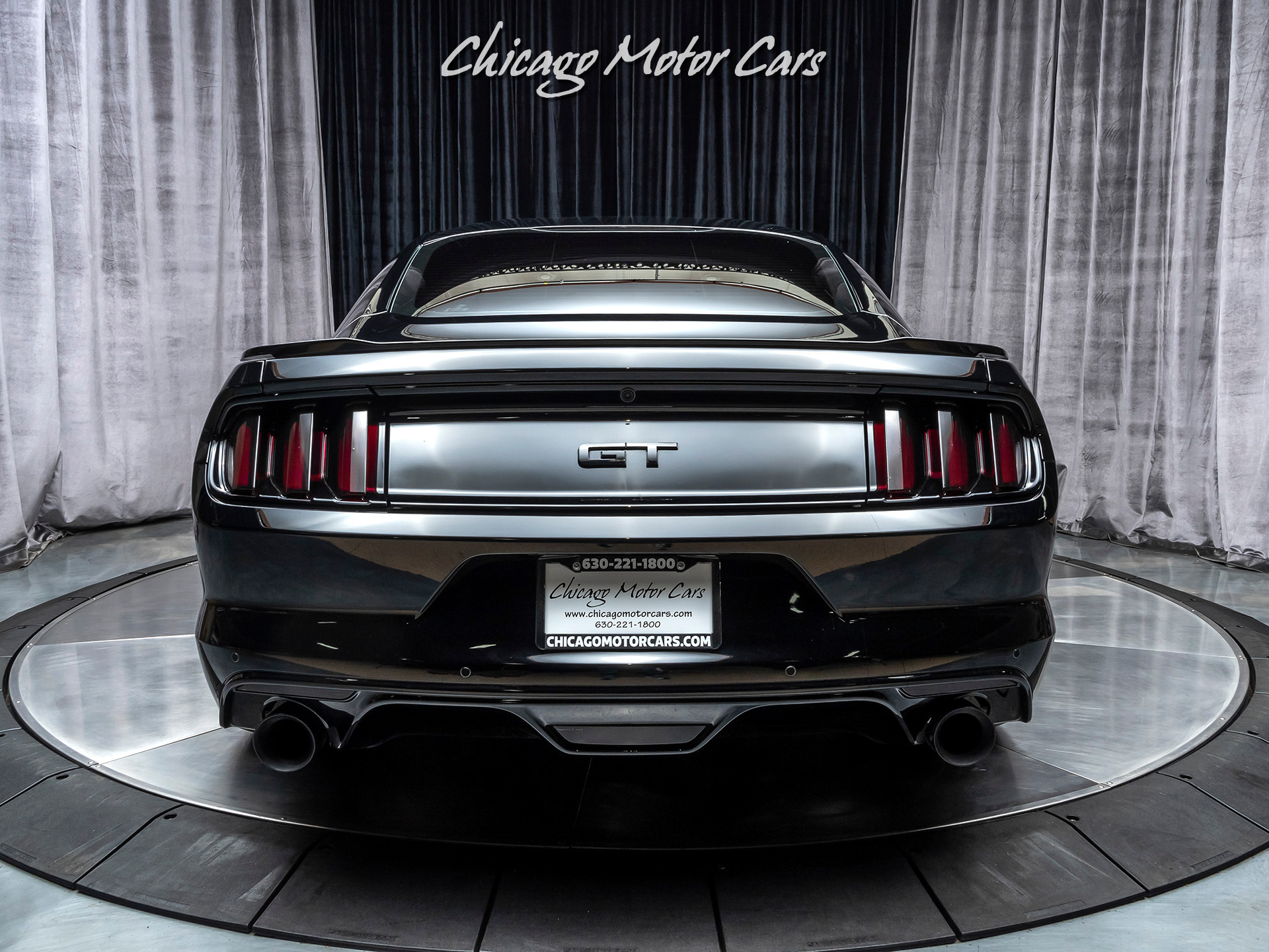 2017 ford mustang gt owners manual