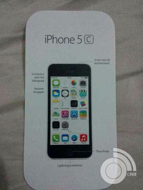 iphone 5c manual and user guide