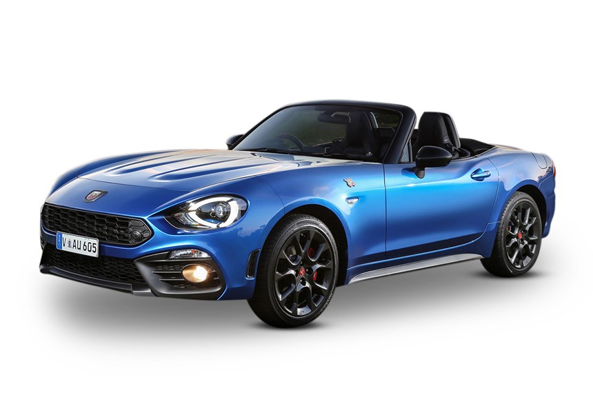 abarth 124 spider owners manual