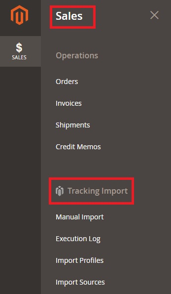 import orders manually magento 2