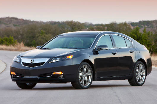 1996 acura tl owners manual