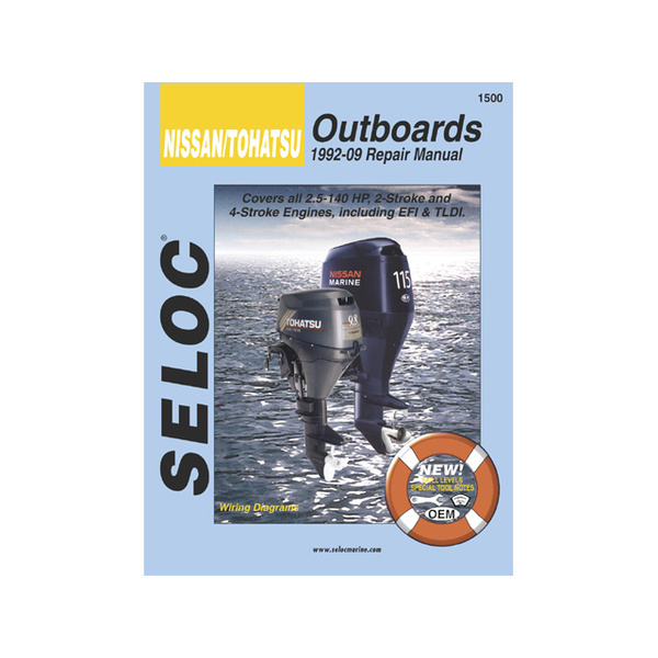 nissan 5hp outboard service manual