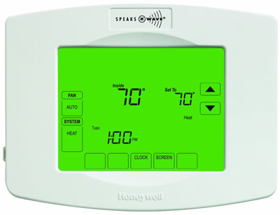 honeywell z wave thermostat user manual