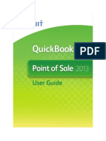 quickbooks point of sale 2013 user manual