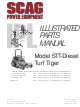 scag turf tiger owners manual